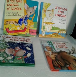 Other - Laura Numeroff collection book sets